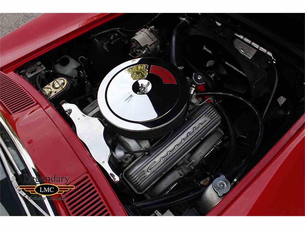 Large Picture of '67 Corvette Stingray - LVO5