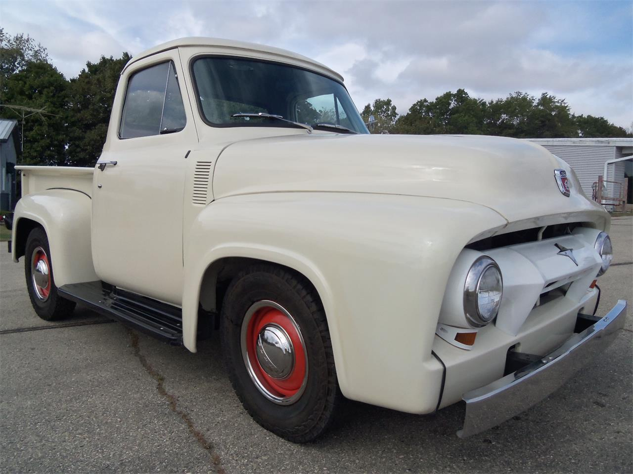 Large picture of classic 54 ford f100 located in jefferson wisconsin 24995 00 m1dv