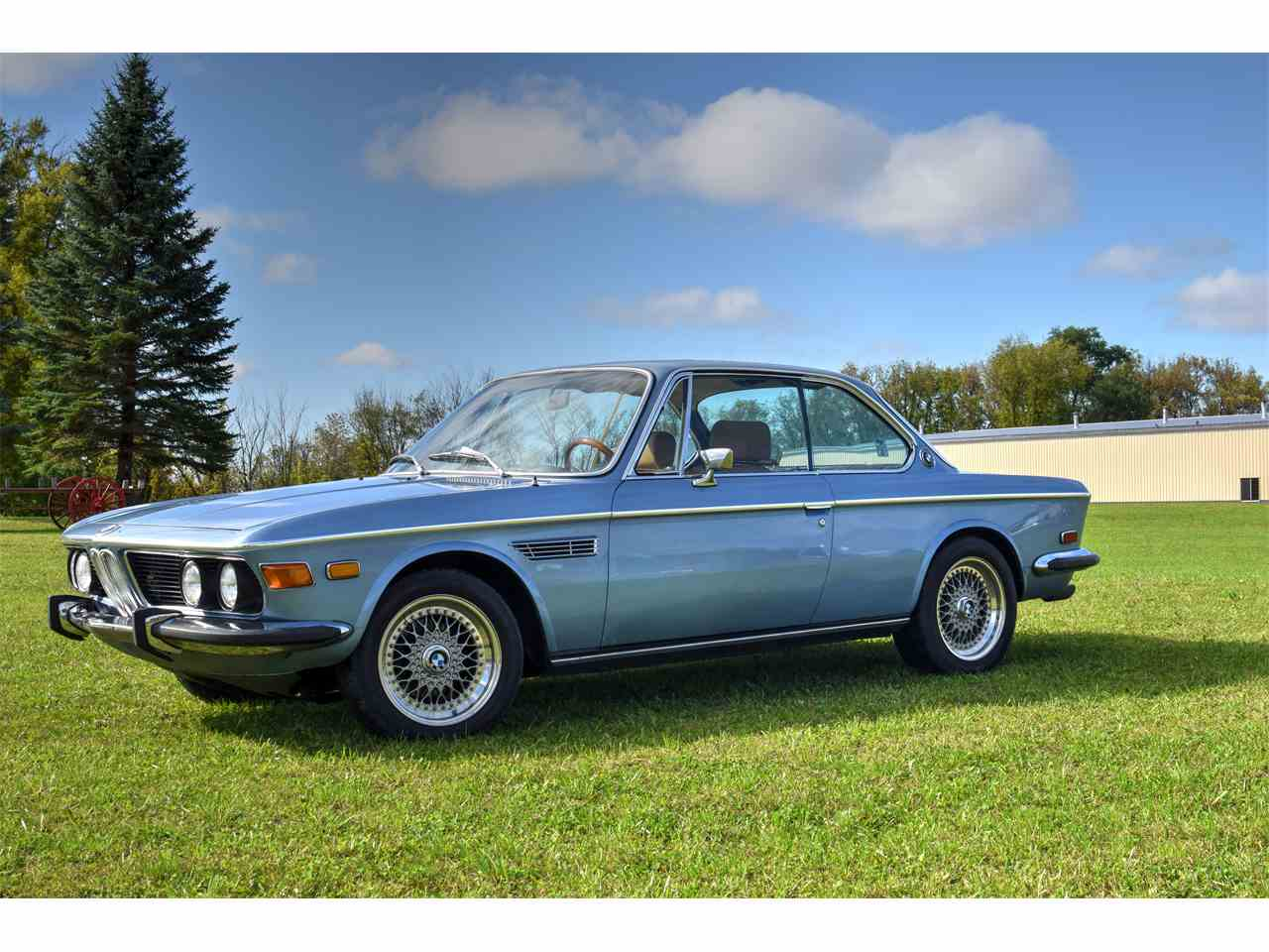 1973 bmw 3 0cs for sale cc 1028232. Black Bedroom Furniture Sets. Home Design Ideas
