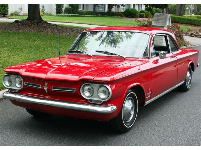 Picture of '62 Corvair - M1E9