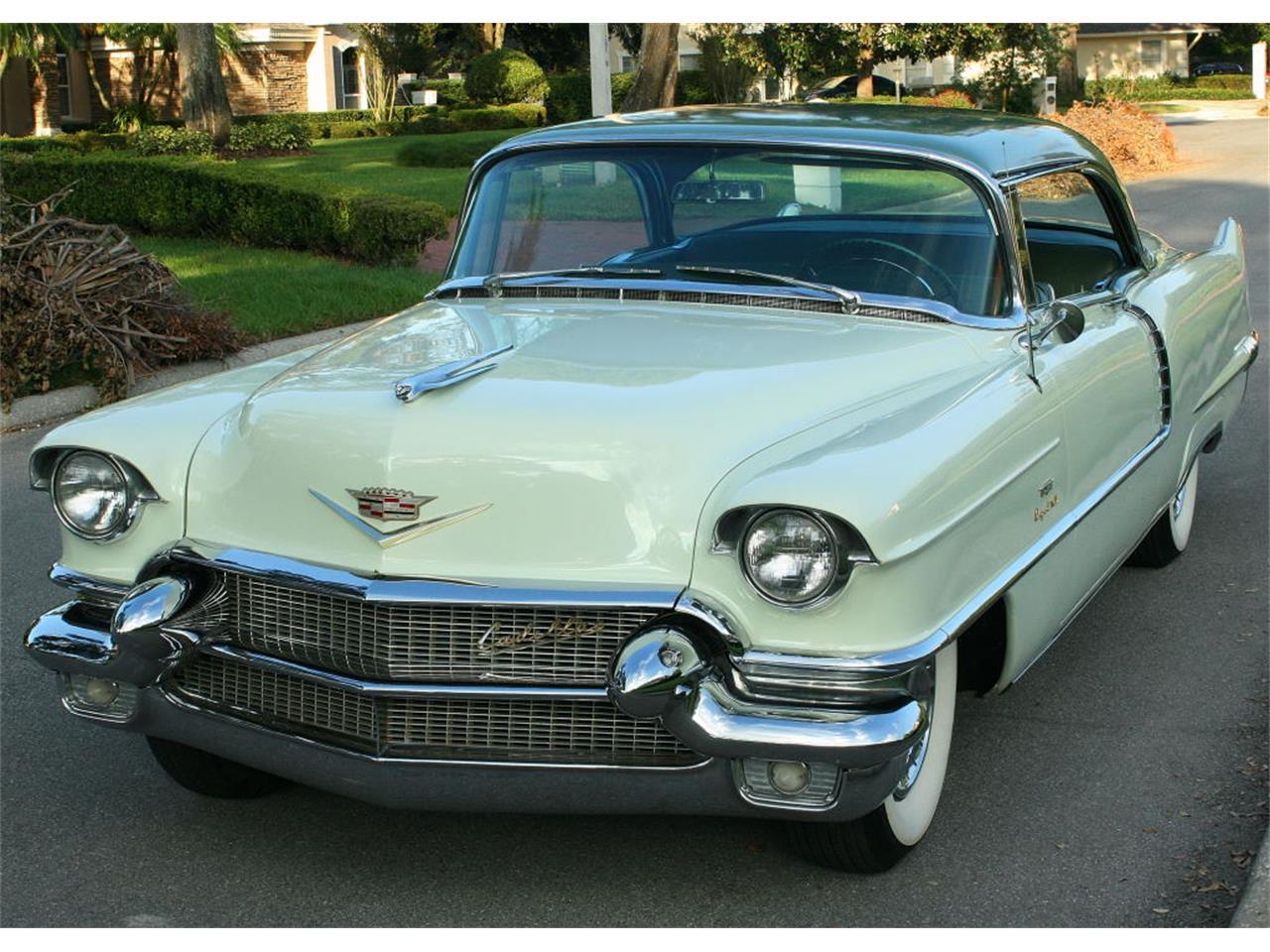 1956 Cadillac Coupe DeVille for Sale | ClassicCars.com ...