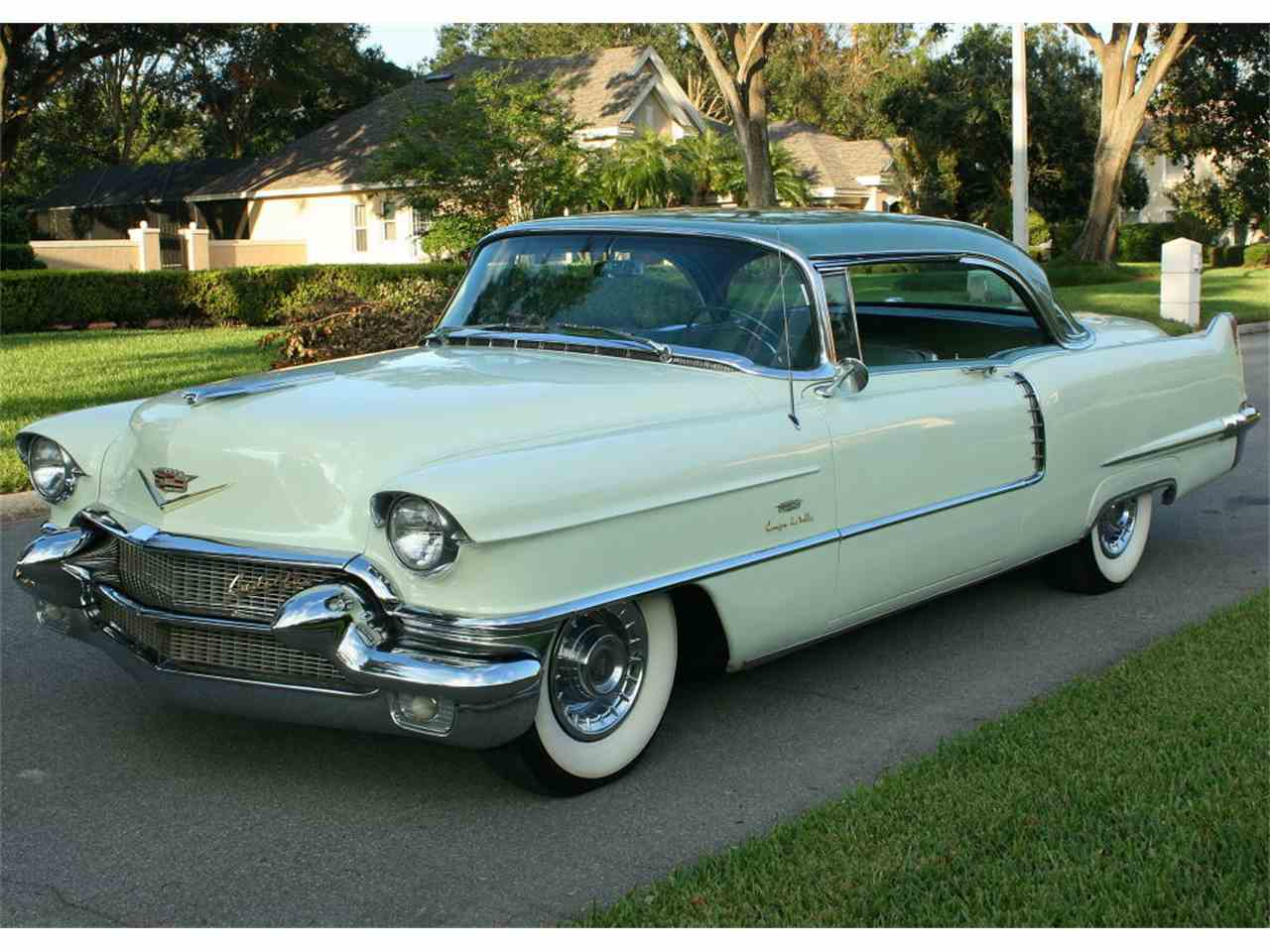 1956 Cadillac Coupe DeVille for Sale   ClicCars.com   CC-1028248