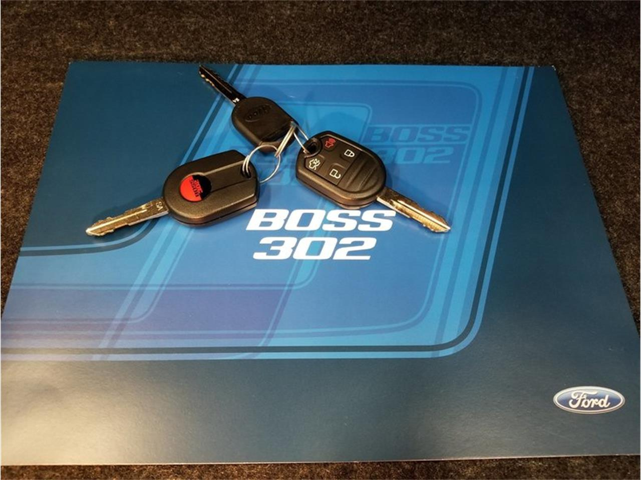 2012 Ford Mustang Boss 302 Laguna Seca For Sale Keys Large Picture Of 12 M1f4