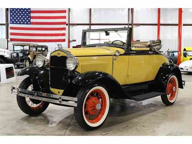 Picture of '31 Model A - M1F9