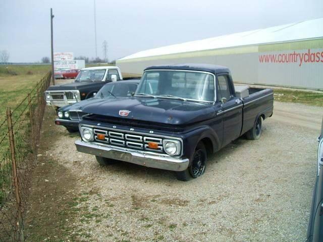 Picture of 1964 Ford Custom located in Staunton Illinois - $2,850.00 - M1FA