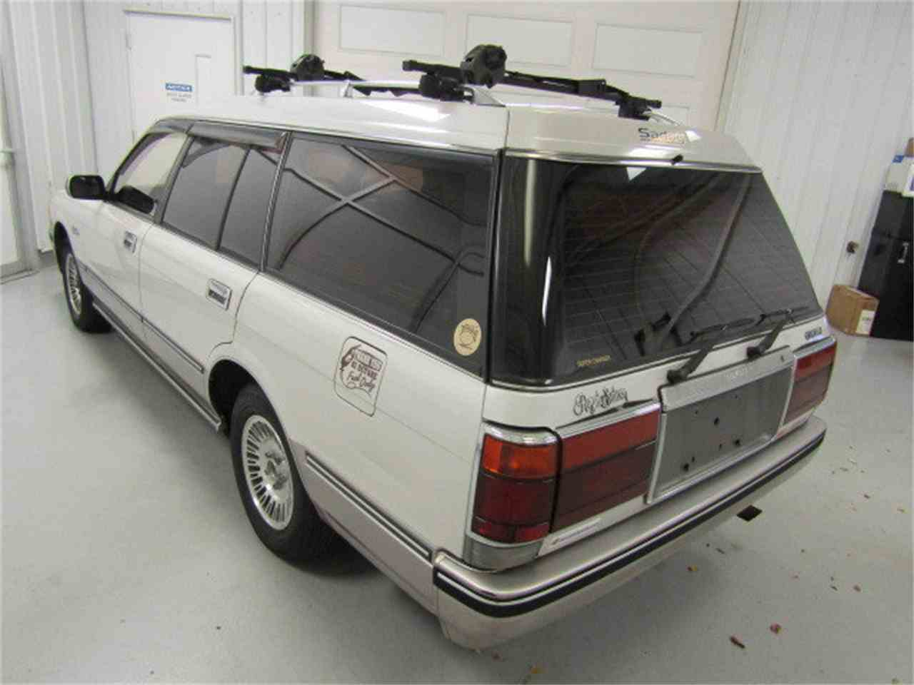 Large Picture of '89 Toyota Crown - LVOD