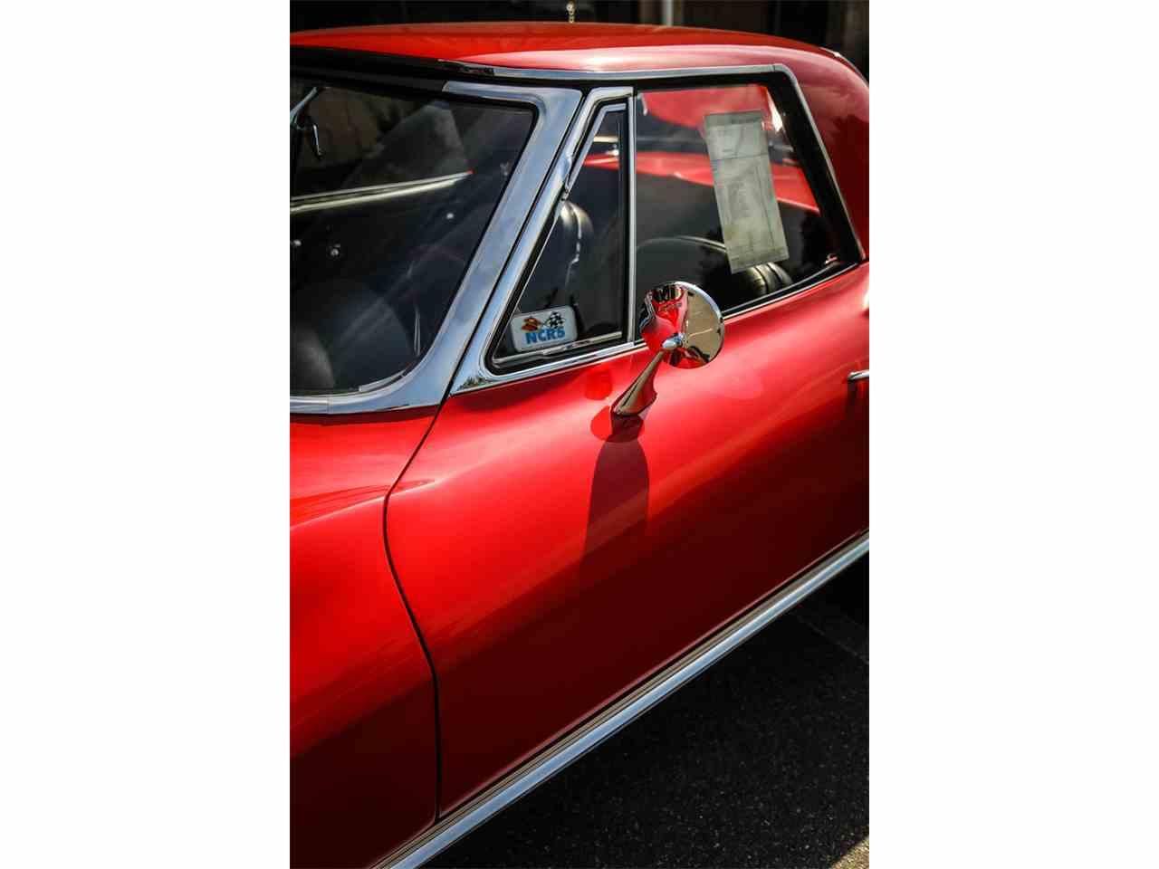 Large Picture of '66 Corvette BIG BLOCK 427 - LV3N