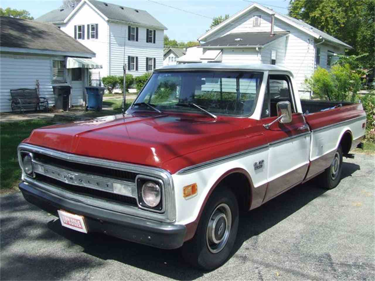 Large Picture of Classic '69 Chevrolet C/K 10 located in Mokena Illinois Offered by Classic Cars America LLC - LVOG