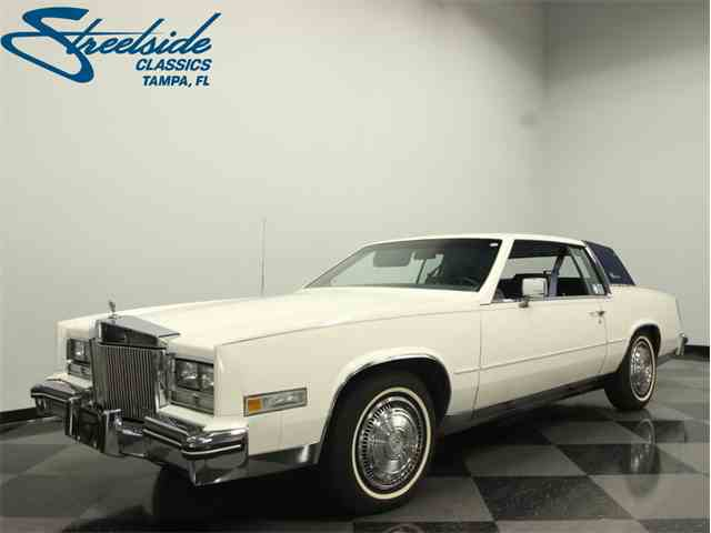 Picture of 1984 Eldorado located in Lutz Florida Offered by Streetside Classics - Tampa - M1GO