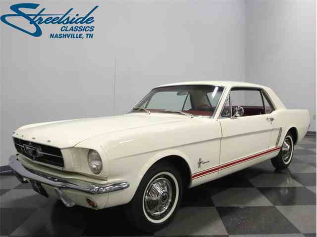 Picture of '65 Mustang Offered by Streetside Classics - Nashville - M1GV