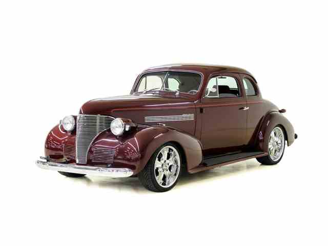Picture of Classic 1939 Master Deluxe Offered by Autobarn Classic Cars - M1H7
