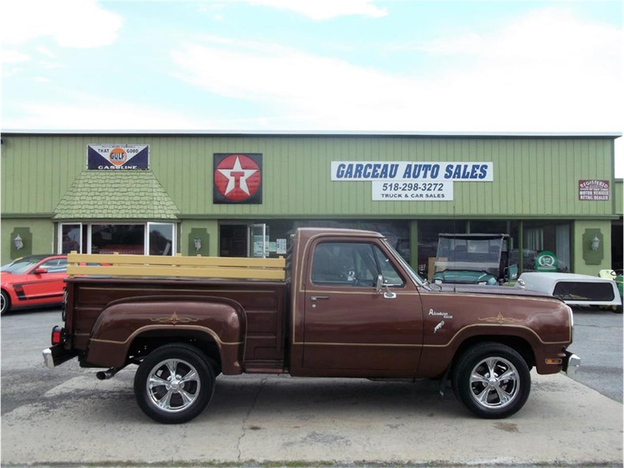 1980 Dodge Ram For Sale Cc 1020836 Pickup Truck Large Picture Of 80 Auction Vehicle Lvok