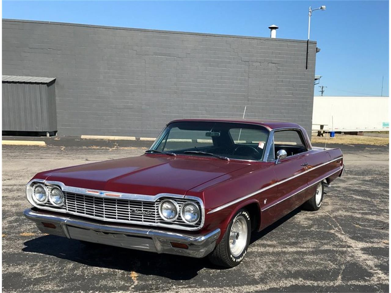 Chevy Dealers Dayton Ohio >> 1964 Chevrolet Impala for Sale | ClassicCars.com | CC-1028361