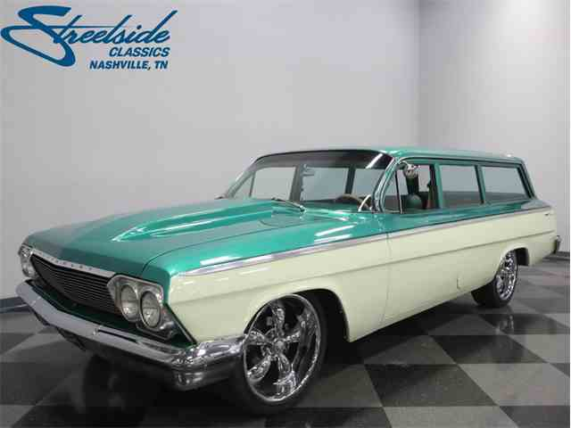 Picture of '62 Bel Air Wagon - M1HY