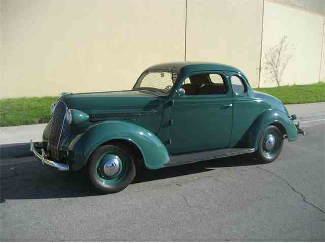 Picture of '37 Business Coupe - M1IA