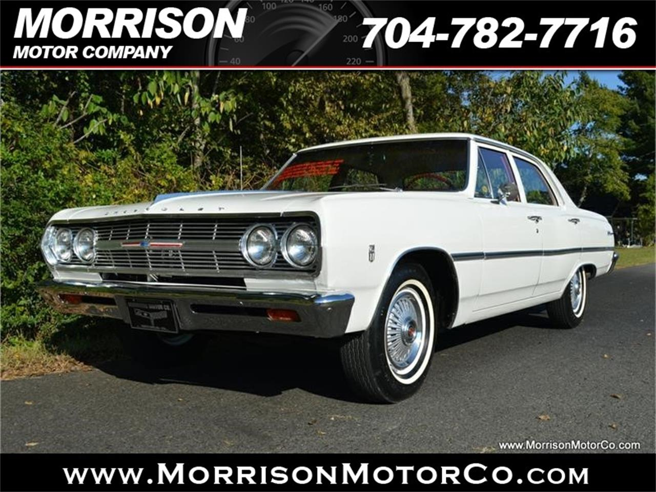 Large Picture of '65 Chevelle Malibu - M1IF