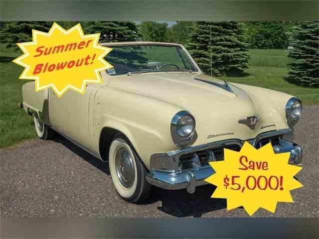 Picture of Classic '52 Studebaker Champion - $19,950.00 - M1IL