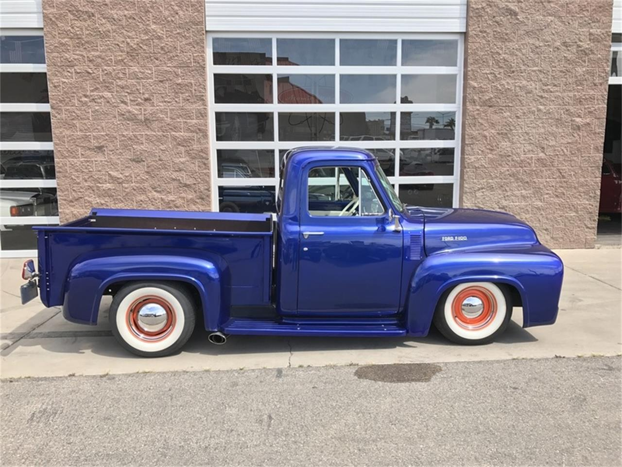 Large Picture of '53 F100 - LVOO