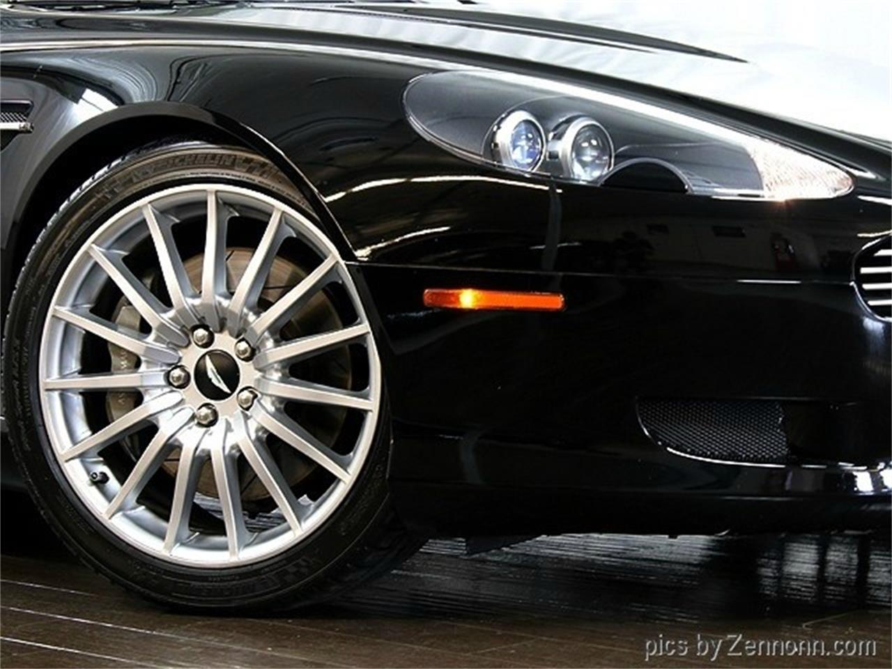 Large Picture of '06 DB9 - LVOT