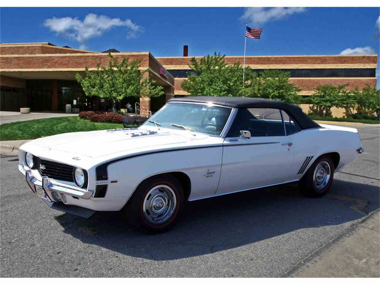 1969 Chevrolet Camaro SS for Sale | ClassicCars.com | CC-1028456