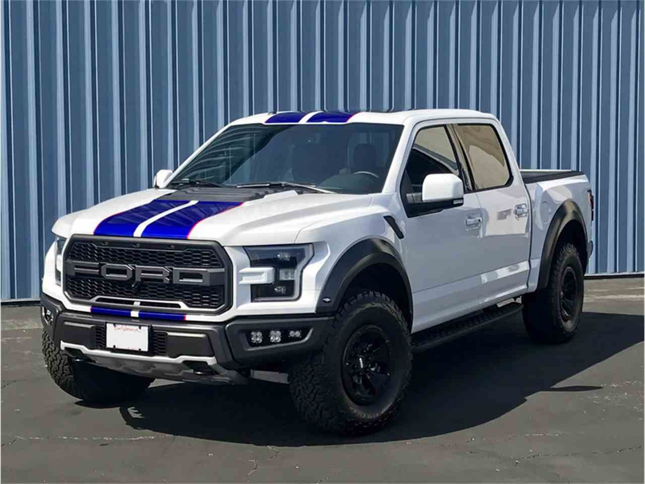 Ford Raptor For Sale >> 2017 Ford Raptor For Sale Classiccars Com Cc 1028469