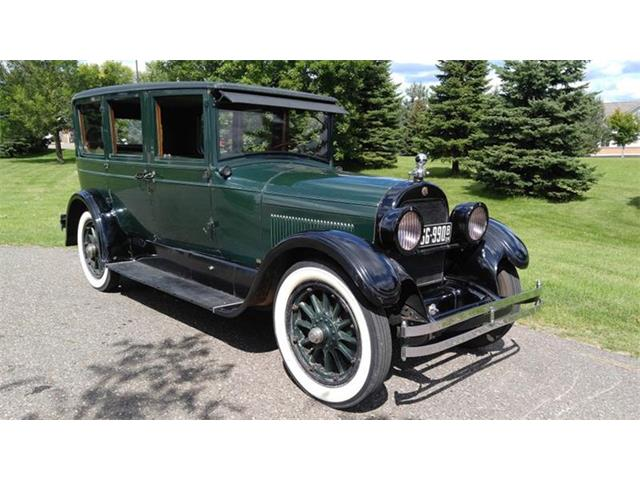 Picture of '24 Fleetwood - M1LX