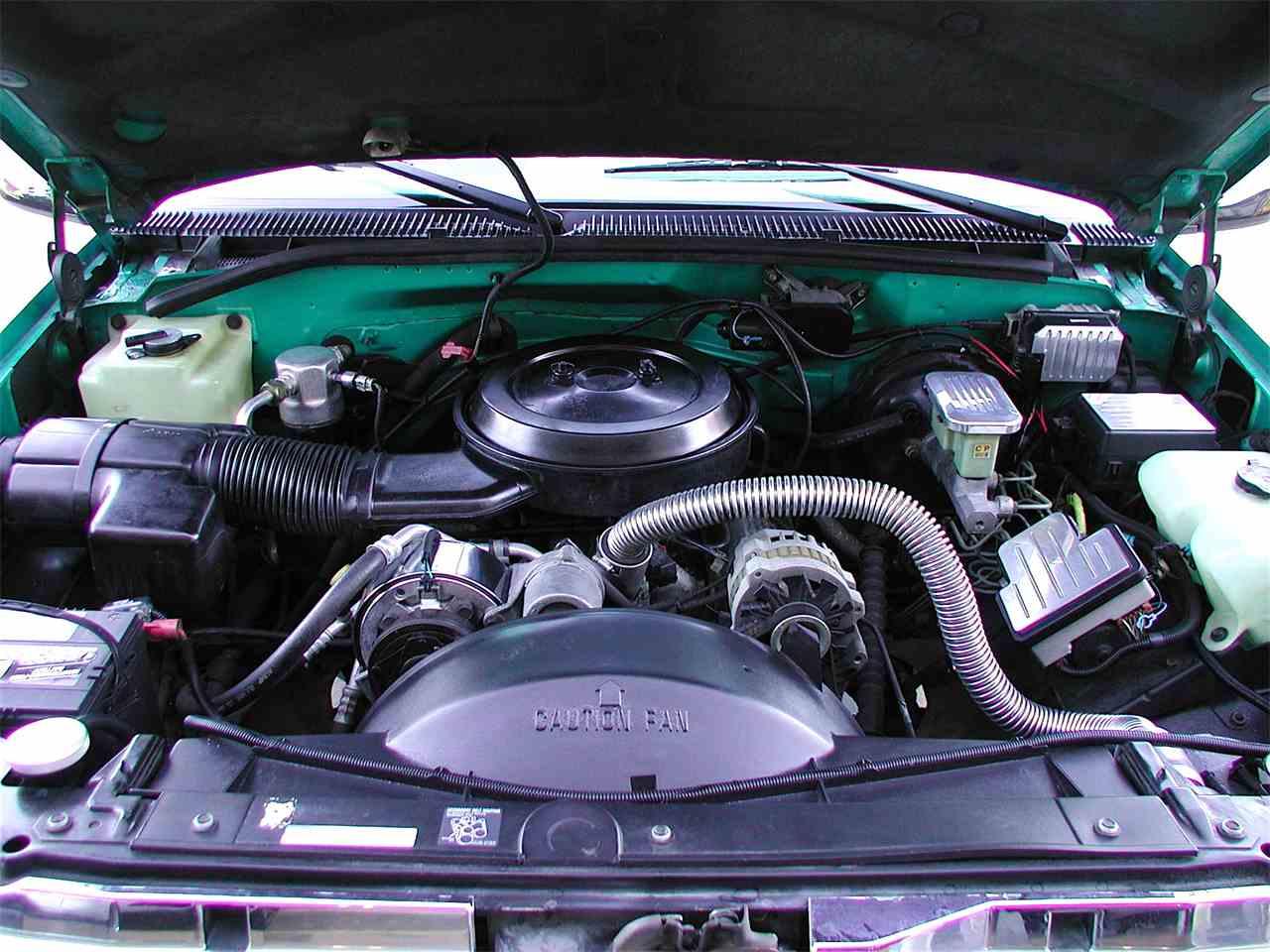 Ungewöhnlich 1995 Chevy Silverado Motor Galerie - Elektrische ...