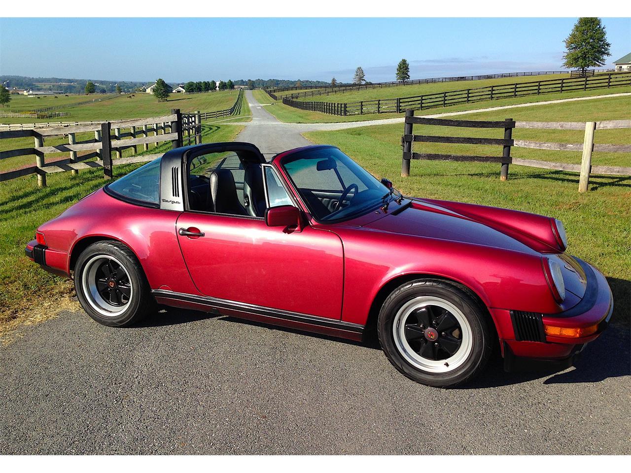 1989 porsche 911 carrera for sale | classiccars | cc-1028537