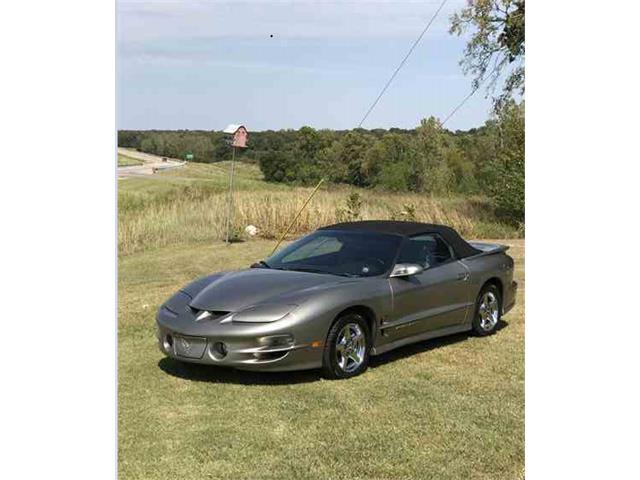 Picture of '02 Pontiac Firebird Trans Am Offered by a Private Seller - M1N4