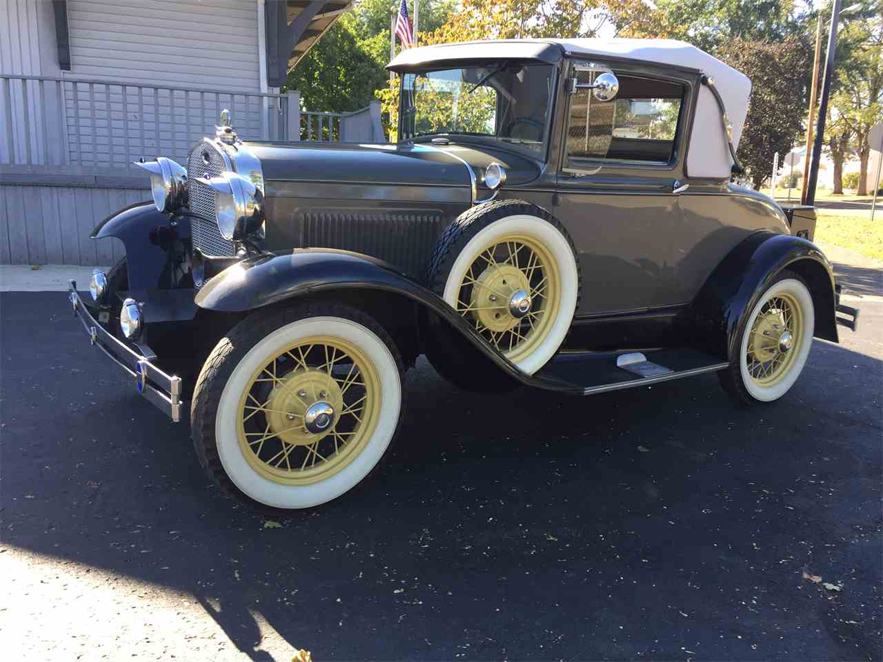 1931 Ford Model A for Sale   ClassicCars.com   CC-1028571