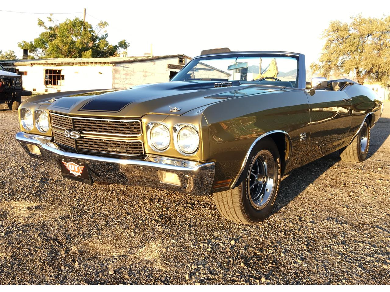 Large Picture of '70 Chevelle - M1NG