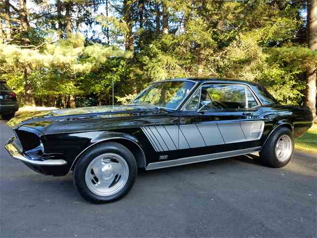 Picture of '67 Mustang - M1NZ