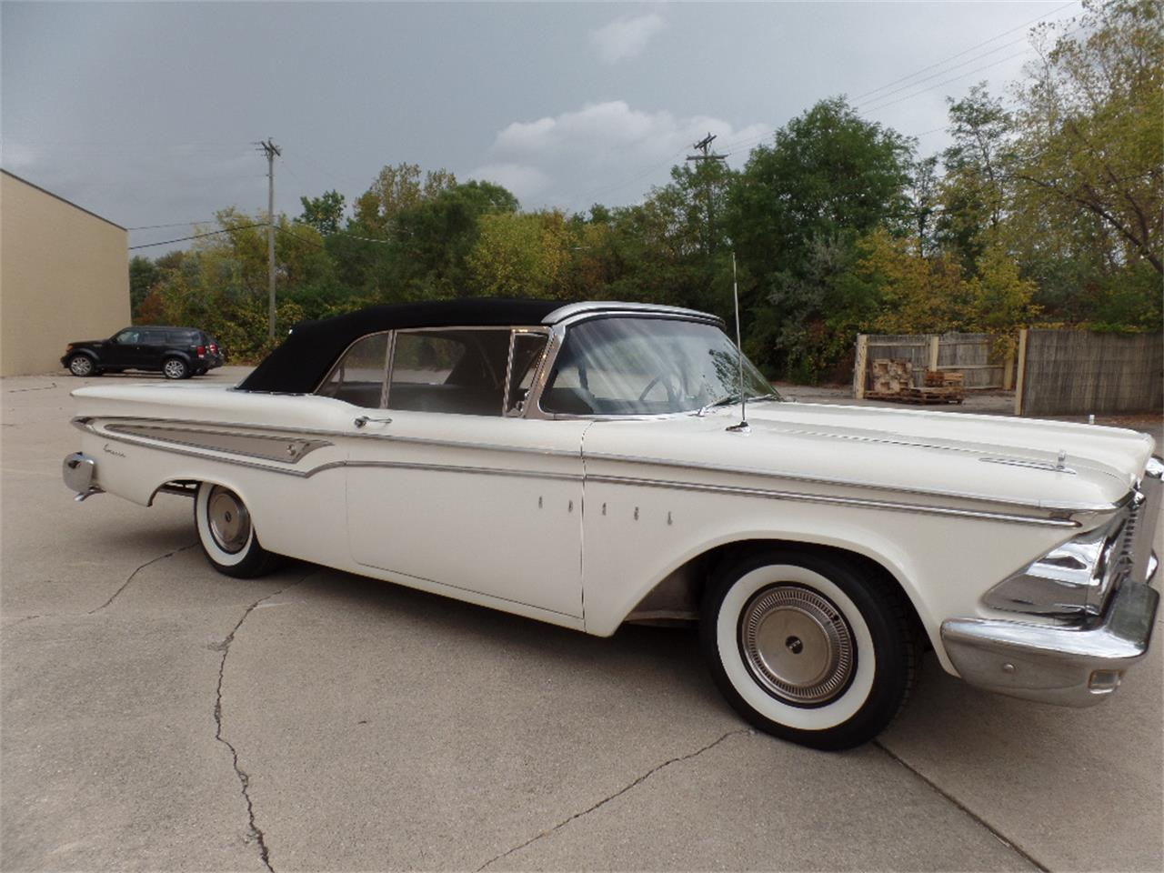 Large Picture of '59 Edsel Corsair located in Clinton Township Michigan Offered by Dream Cruise Classics - M1O9