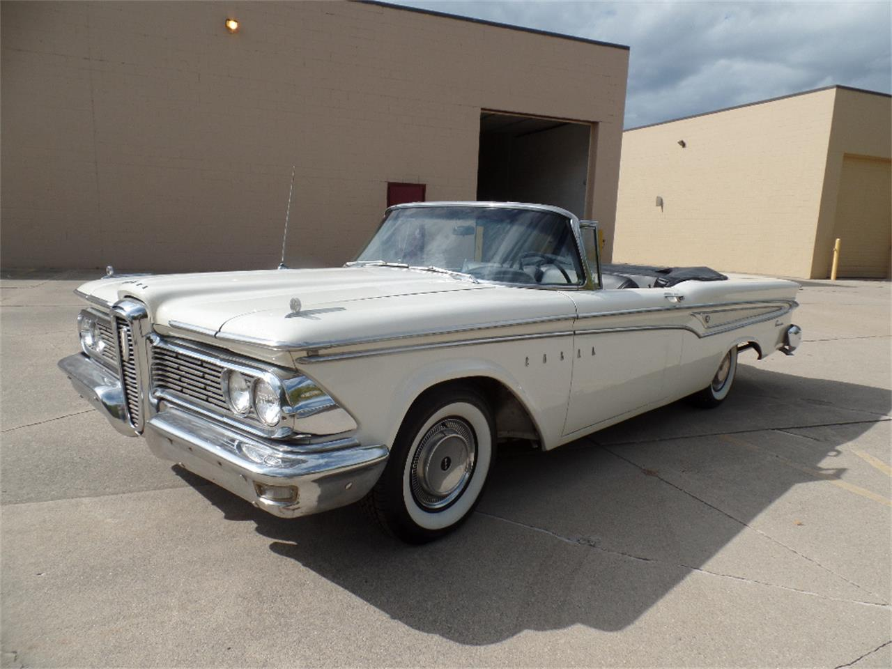 Large Picture of '59 Edsel Corsair - $29,900.00 Offered by Dream Cruise Classics - M1O9