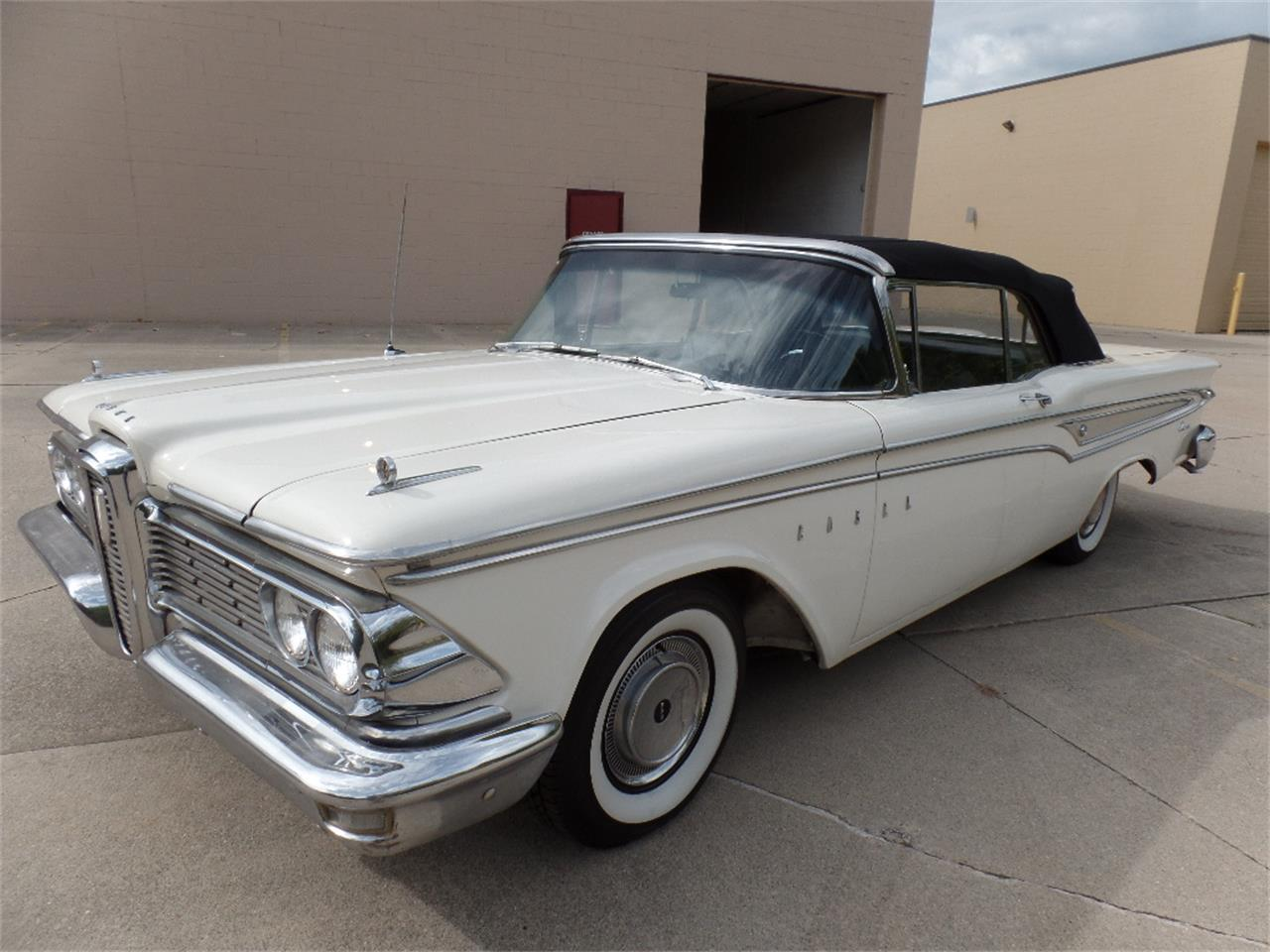 Large Picture of Classic 1959 Edsel Corsair located in Michigan - $29,900.00 - M1O9