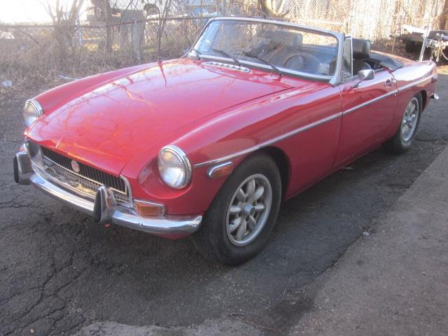 Picture of '72 MGB - M1OB