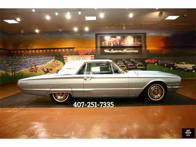 Picture of Classic '66 Ford Thunderbird - $10,995.00 Offered by Just Toys Classic Cars - M1OK