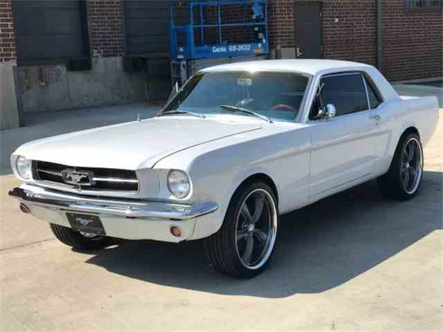 Picture of '65 Mustang - M1PO