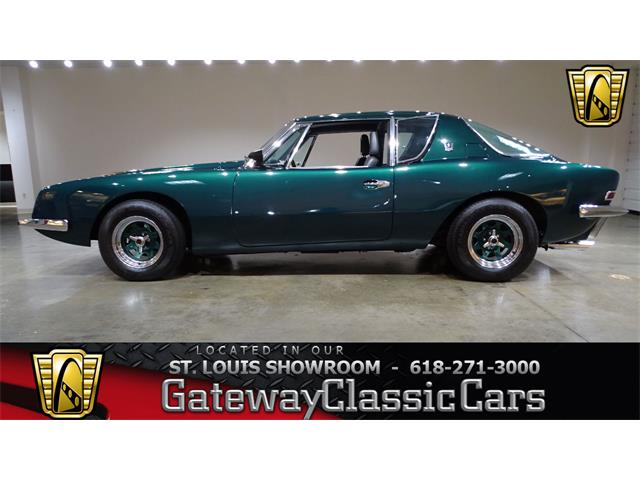 Picture of Classic '63 Avanti located in Illinois - $27,595.00 Offered by  - M1PZ