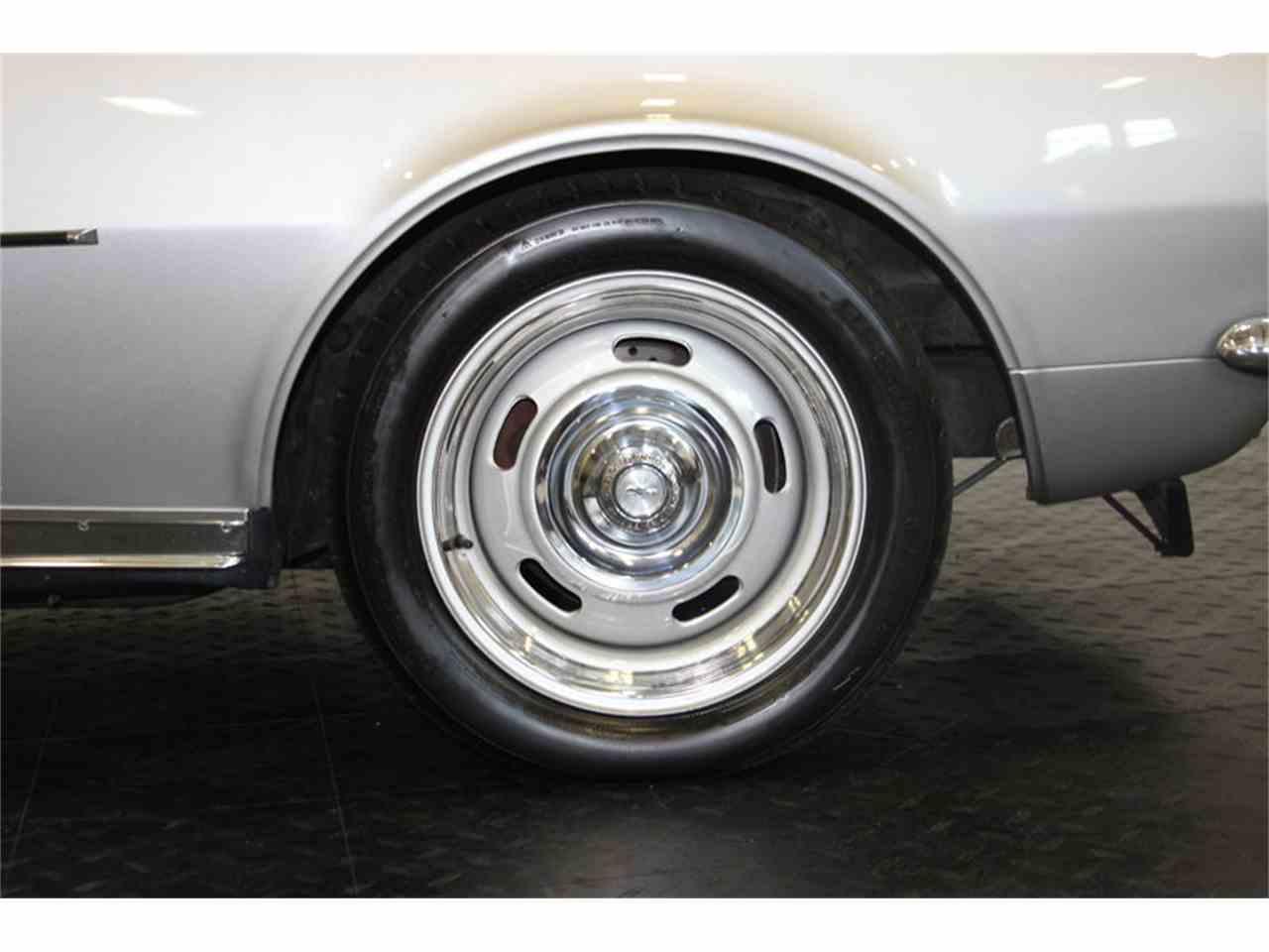 Large Picture of '67 Camaro - LVPF