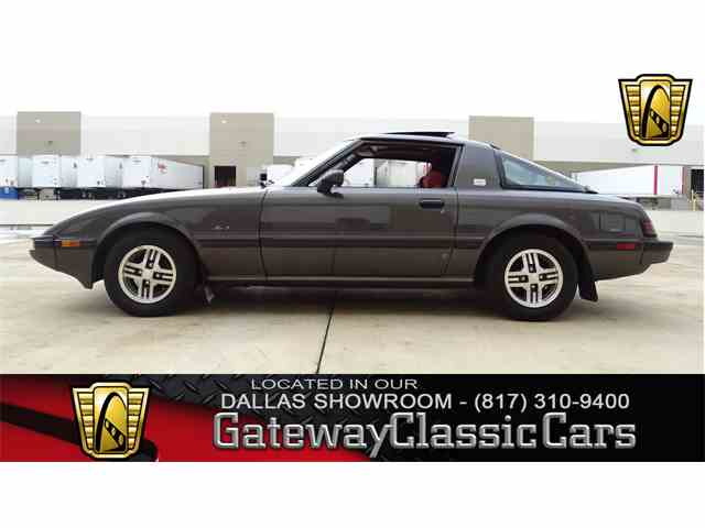 1983 Mazda RX-7 for Sale on ClicCars.com