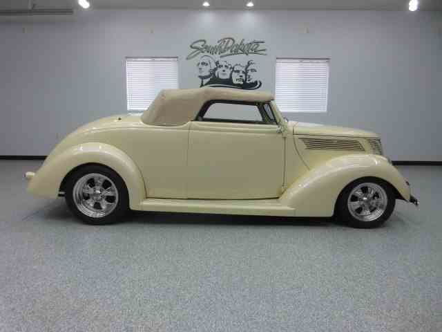 Picture of '37 Convertible - M1QJ