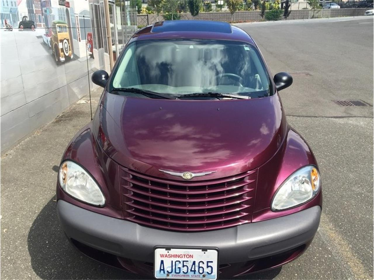 Large Picture of 2002 Chrysler PT Cruiser located in Washington Offered by Drager's Classics - LVPH
