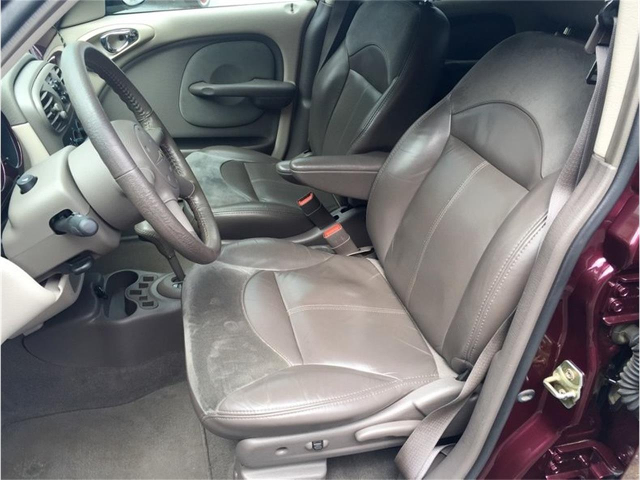 Large Picture of 2002 Chrysler PT Cruiser located in Seattle Washington Auction Vehicle - LVPH