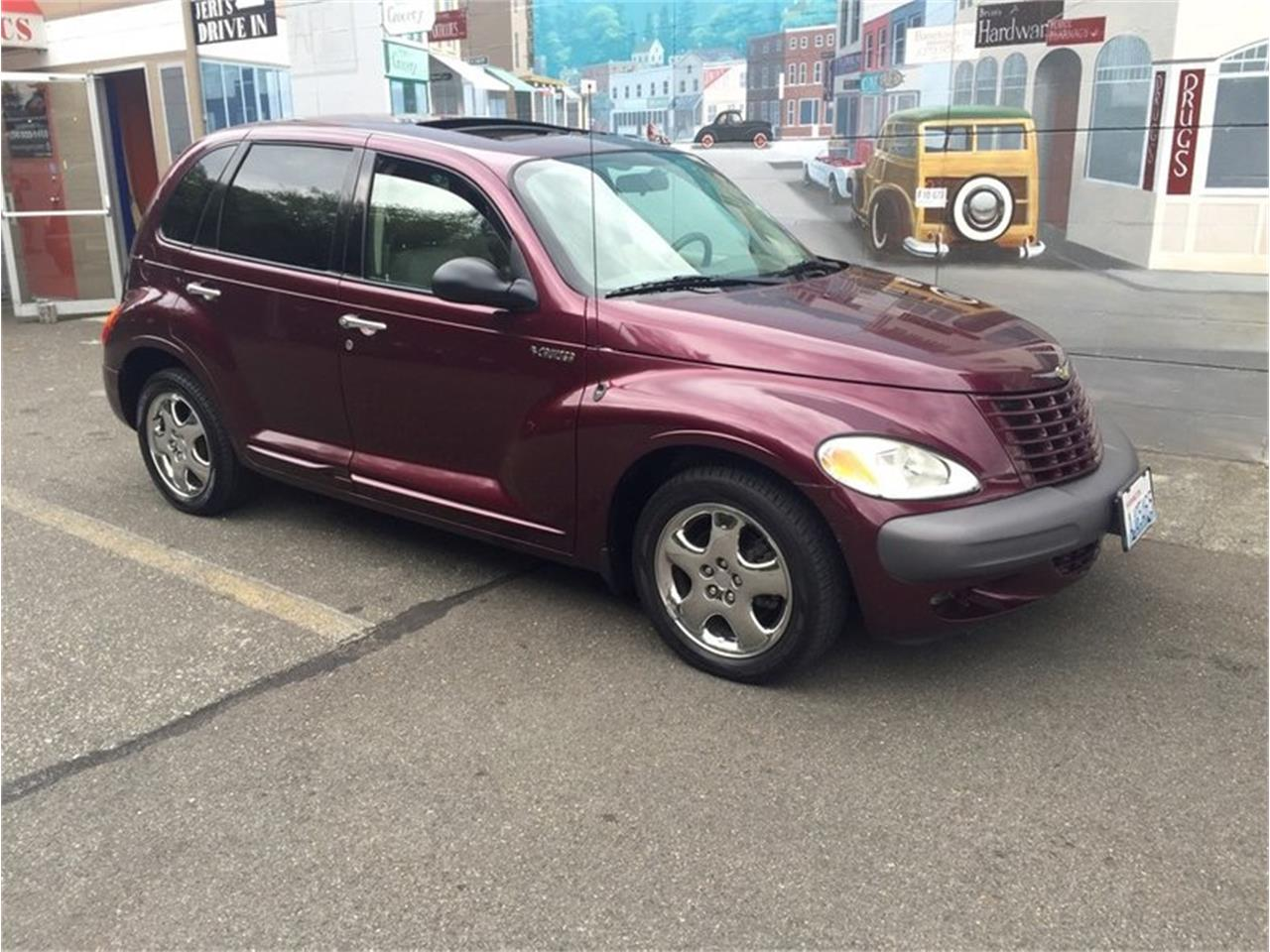 Large Picture of '02 Chrysler PT Cruiser Auction Vehicle Offered by Drager's Classics - LVPH