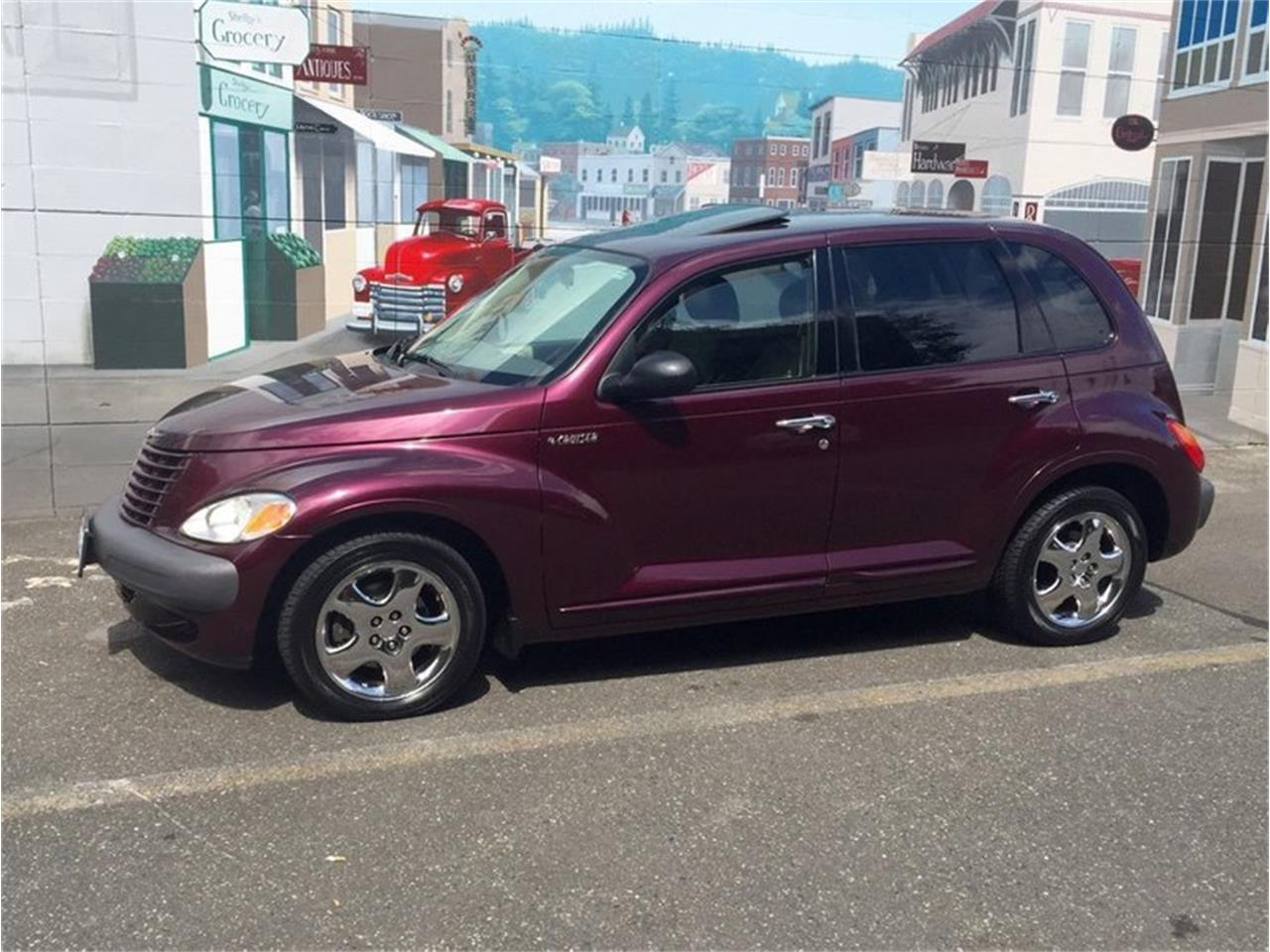 Large Picture of '02 PT Cruiser located in Seattle Washington Auction Vehicle - LVPH