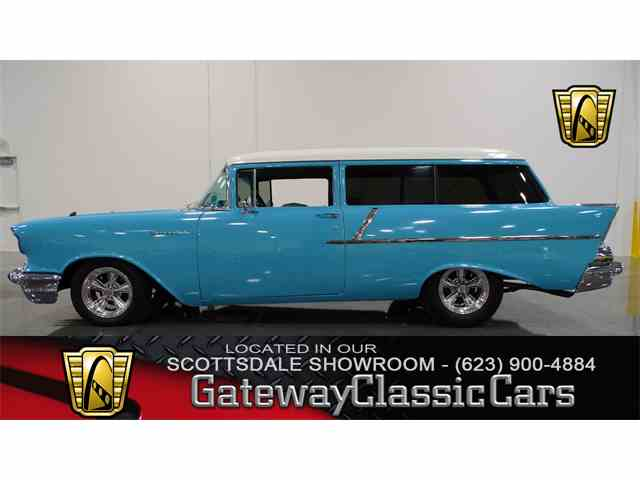 1957 Chevrolet 150 For Sale On Classiccars Com