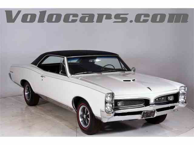 Picture of '67 GTO - M1RP