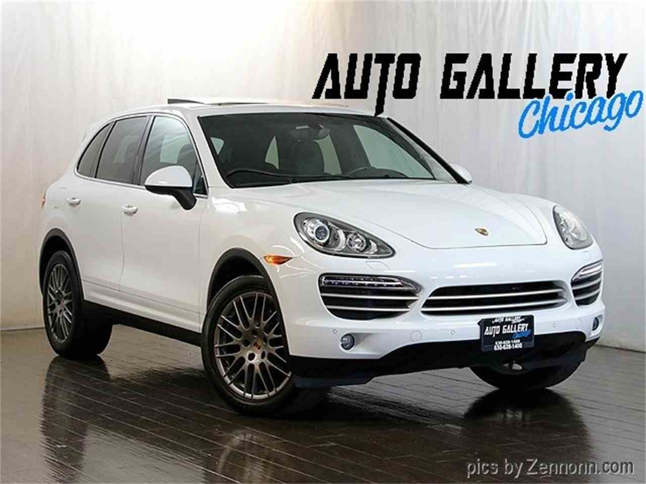 Large Picture of '14 Cayenne located in Addison Illinois - $38,990.00 - LVPM