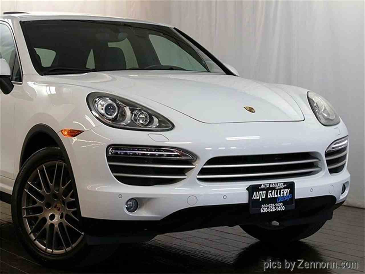Large Picture of 2014 Porsche Cayenne - LVPM